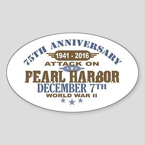 Pearl Harbor Anniversary Sticker