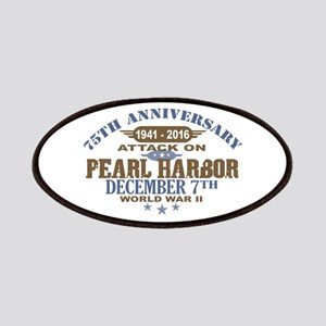 Pearl Harbor Anniversary Patch