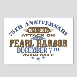Pearl Harbor Anniversary Postcards (Package of 8)