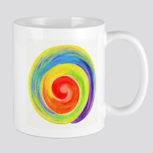 Reiki symbol no writing Mugs