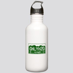 Chilly Water Colorado Stainless Water Bottle 1.0L