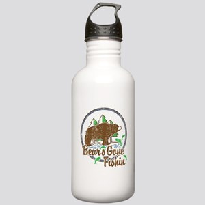 Bears Gone Fishin' DIS Stainless Water Bottle 1.0L