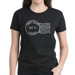 First Class Witch Halloween Women's Dark T-Shirt