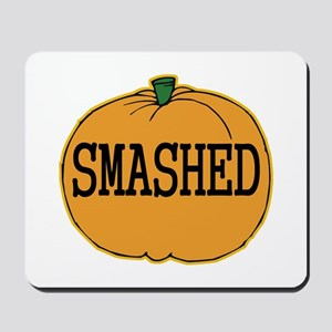 Smashed Pumpkin Mousepad