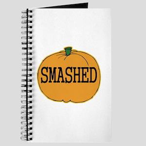 Smashed Pumpkin Journal