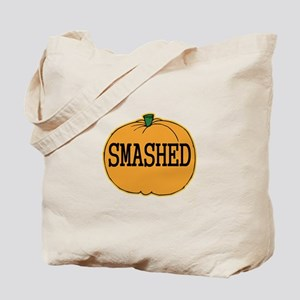 Smashed Pumpkin Tote Bag