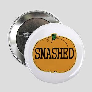 Smashed Pumpkin Button