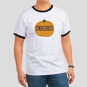 Smashed Pumpkin Ringer T