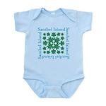 Sanibel Sea Turtle - Infant Bodysuit