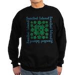 Sanibel Sea Turtle - Sweatshirt (dark)