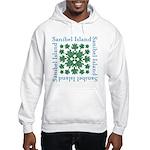 Sanibel Sea Turtle - Hooded Sweatshirt