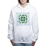 Sanibel Sea Turtle - Women's Hooded Sweatshirt