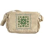 Sanibel Sea Turtle - Messenger Bag