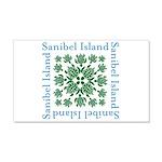 Sanibel Sea Turtle - 20x12 Wall Decal