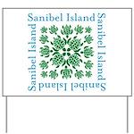 Sanibel Sea Turtle - Yard Sign