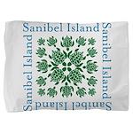 Sanibel Sea Turtle - Pillow Sham