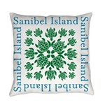 Sanibel Sea Turtle - Everyday Pillow
