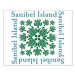 Sanibel Sea Turtle - Small Poster