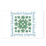 Sanibel Sea Turtle - Postcards (Package of 8)