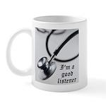 I'm a good listener Mug