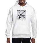 I'm a good listener Hooded Sweatshirt