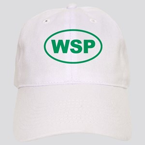 WSP Green Euro Oval Cap