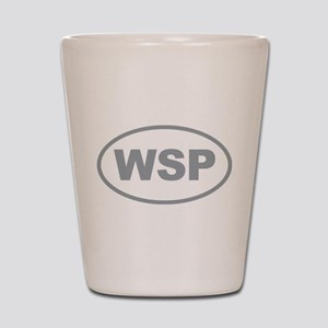 WSP Gary Euro Oval Shot Glass