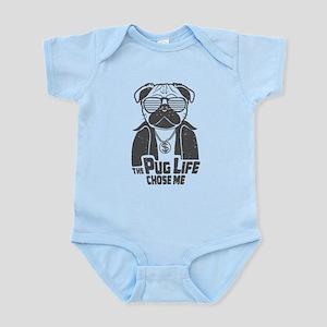 Pug Life Body Suit