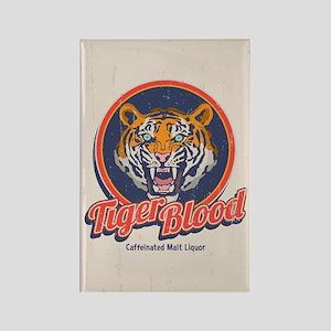 Tiger Blood Rectangle Magnet