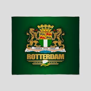 Rotterdam Throw Blanket