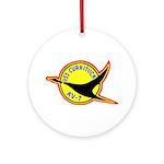 USS Currituck (AV 7) Ornament (Round)