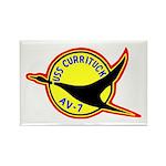 USS Currituck (AV 7) Rectangle Magnet (100 pack)