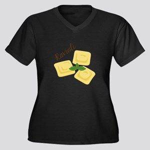 Ravioli Plus Size T-Shirt