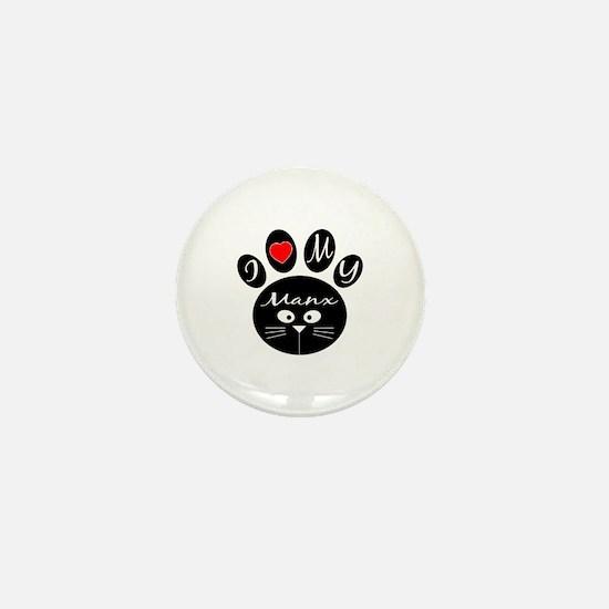 I love my Manx Mini Button