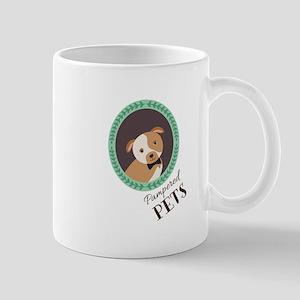 Pampered Pet Mugs