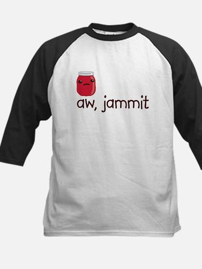aw, jammit Baseball Jersey