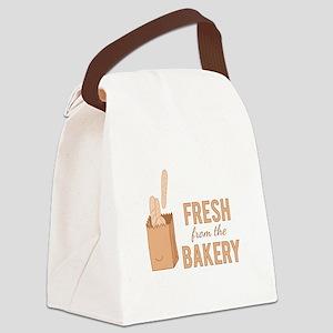Bakery Fresh Canvas Lunch Bag