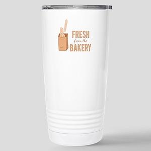 Bakery Fresh Travel Mug