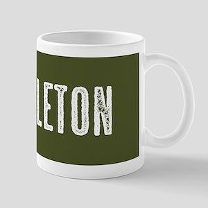 Deer: Appleton, Wisconsin 11 oz Ceramic Mug