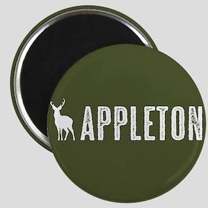 Deer: Appleton, Wisconsin Magnet