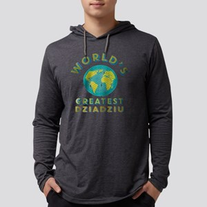 World's Greatest Dziadziu Long Sleeve T-Shirt