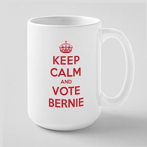 Keep Calm Vote Bernie Mugs