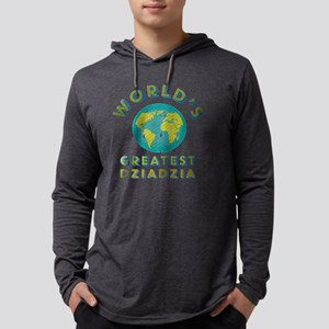 World's Greatest Dziadzia Long Sleeve T-Shirt