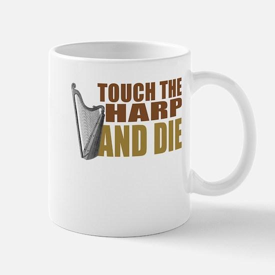 harp-touchdie Mugs