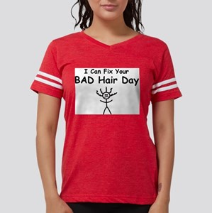 I Can Fix Your BAD Hair Day Ash Grey T-Shirt