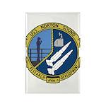 USS Norton Sound (AVM 1) Rectangle Magnet (100 pac