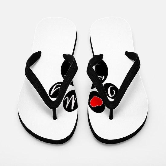 I love my Ragdoll Flip Flops
