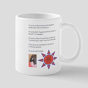 CI Can Mug