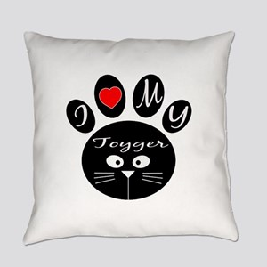 I love my Toyger Everyday Pillow