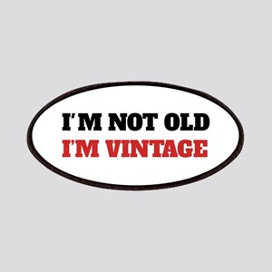 I'm Not Old Patch
